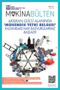 MMO İstanbul Şube Bülteni Ekim 2018