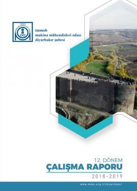Diyarbakır Şube 12. Dönem Çalışma Raporu